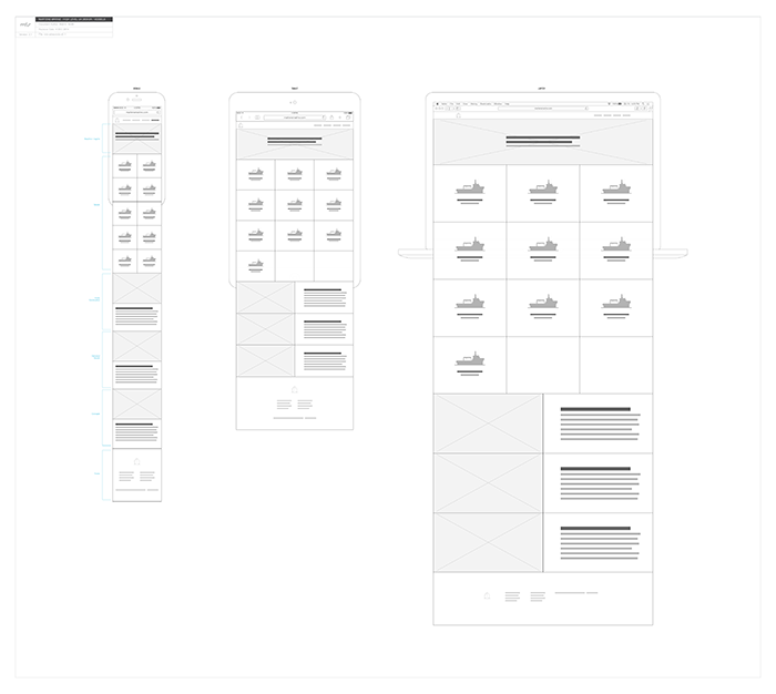 3 Illustrator Wireframes for Your Next Responsive Web Design Project