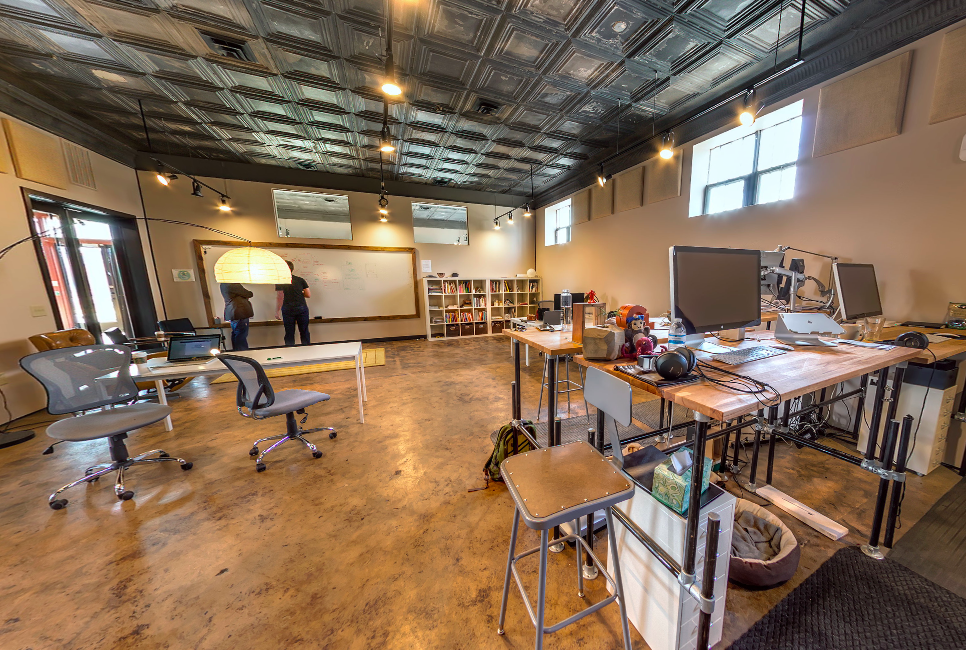 cowork greenville