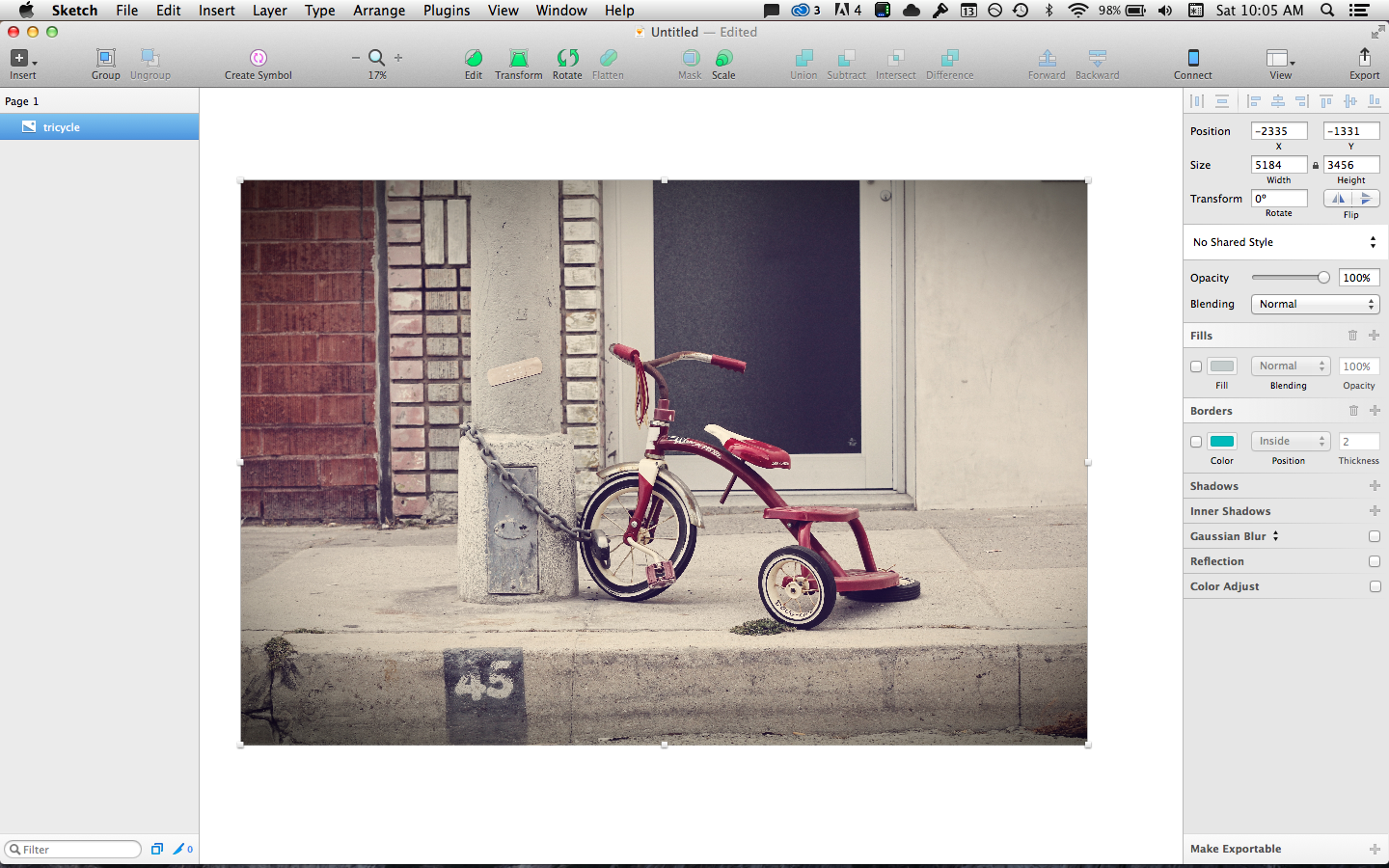 How to Create a Big Blurry Image with Photoshop, Illustrator, or Sketch