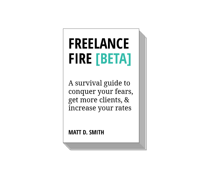 freelance fire book